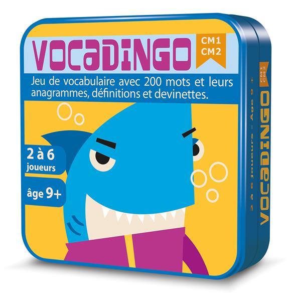 VOCADINGO  -  CM1-CM2 Guély François Aritma