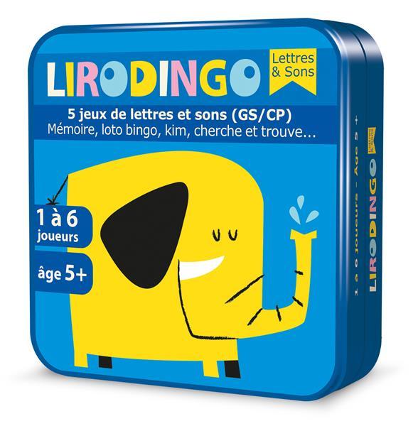 LIRODINGO  -  LETTRES ET SONS DELAUNAY ANNICK NC