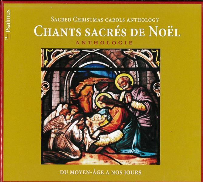 CHANTS SACRES DE NOEL - CD