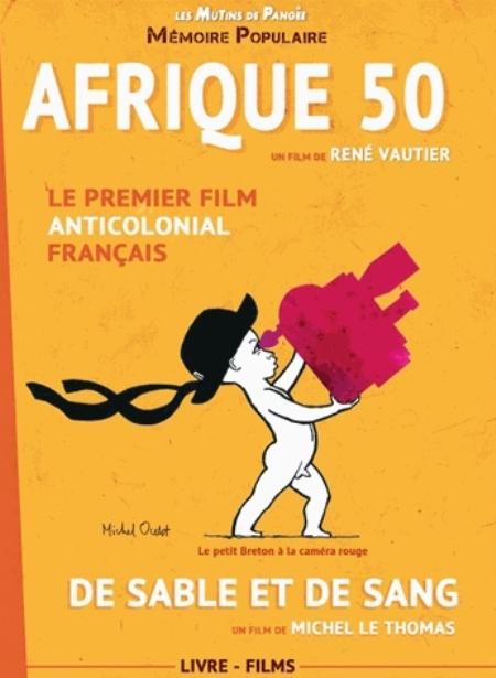 AFRIQUE 50 - DE SABLE ET DE SANG (+DVD)