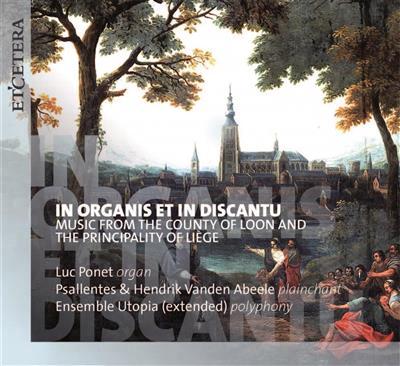 IN ORGANIS ET IN DISCANTU - CD