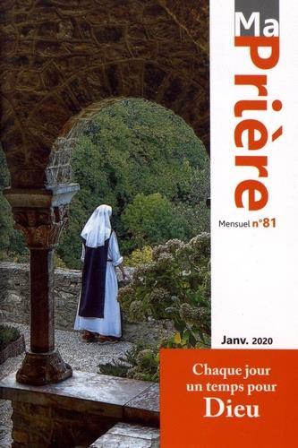 MA PRIERE N.81  -  JANVIER 2020
