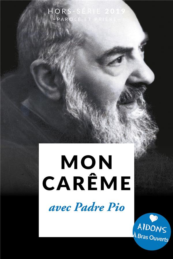 MON CAREME 2019 AVEC PADRE PIO