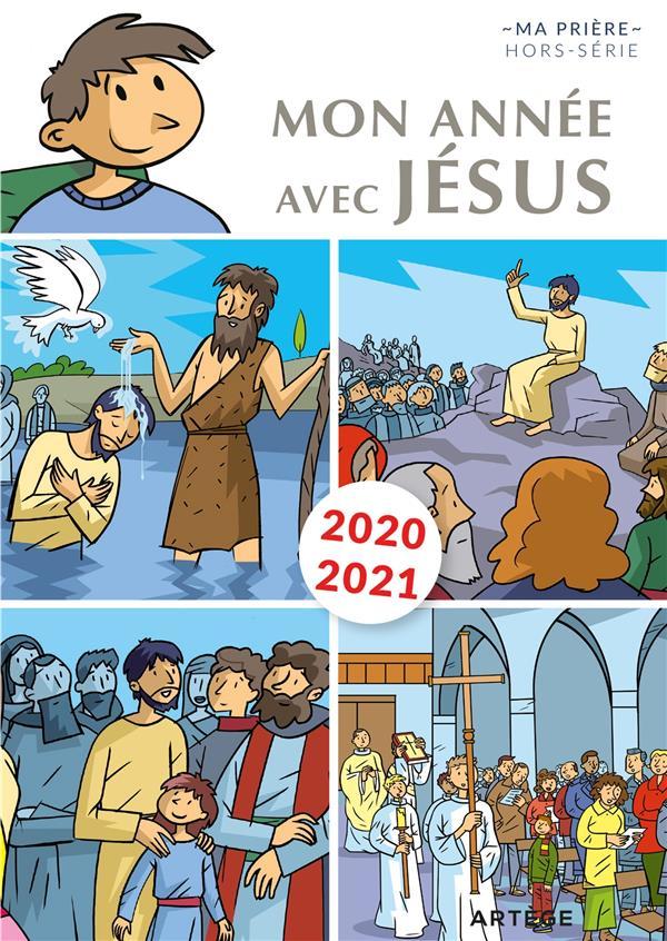 MON ANNEE AVEC JESUS 2020-2021 - POUR LES 7-10 ANS ROECK/CHAUVET NC