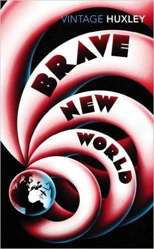 BRAVE NEW WORLD HUXLEY, ALDOUS VINTAGEBOOK