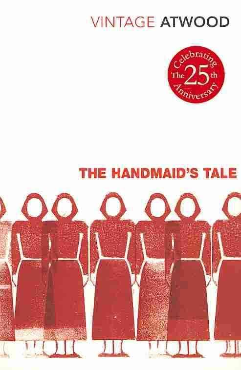 THE HANDMAID'S TALE ATWOOD, MARGARET VINTAGEBOOK