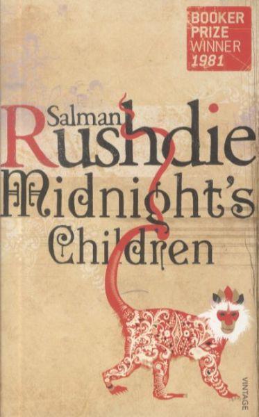 MIDNIGHT'S CHILDREN RUSHDIE, SALMAN VINTAGEBOOK