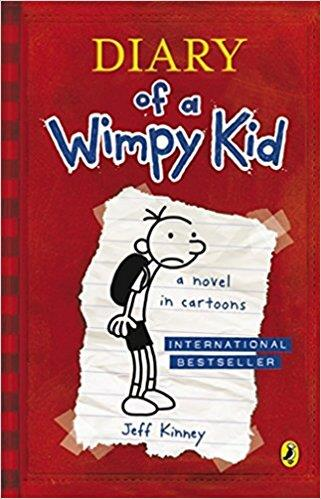 DIARY OF A WIMPY KID KINNEY, JEFF PUFFIN BOOKS
