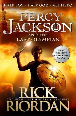 PERCY JACKSON AND THE LAST OLYMPIAN