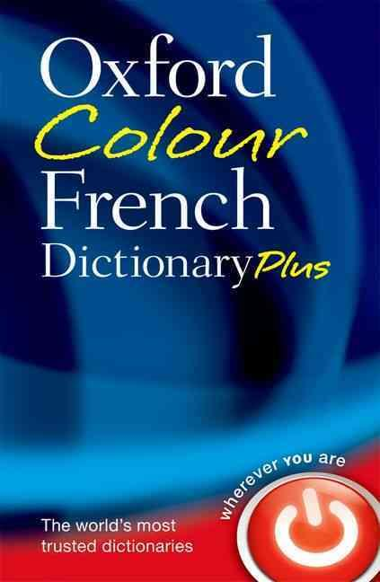 FRENCH COLOUR DICTIONARY PLUS