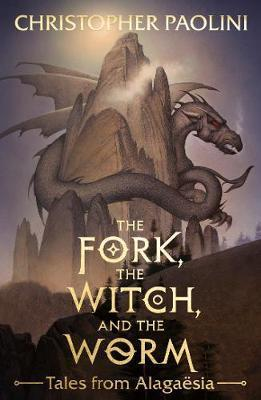 THE FORK, THE WITCH AND THE WORM PAOLINI, CHRISTOPHER NC