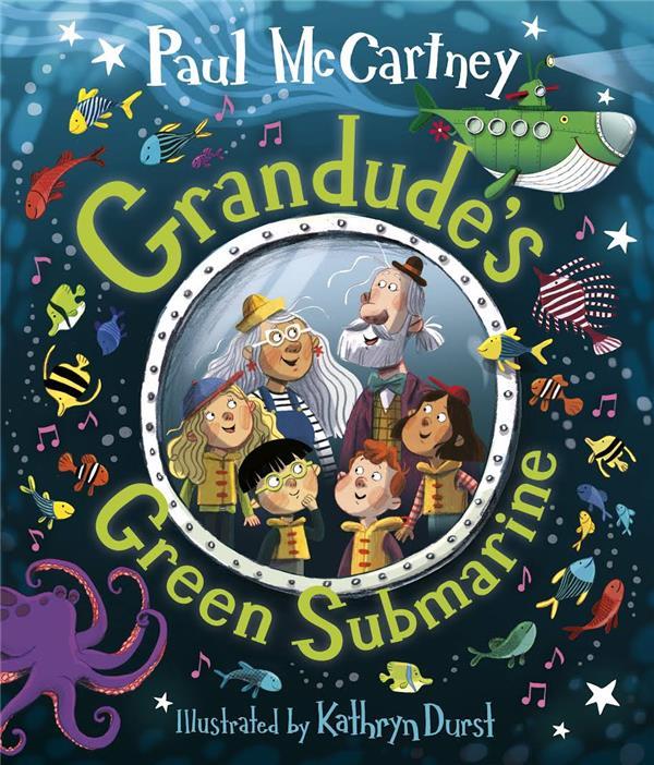 GRANDUDE''S GREEN SUBMARINE MCCARTNEY, PAUL NC