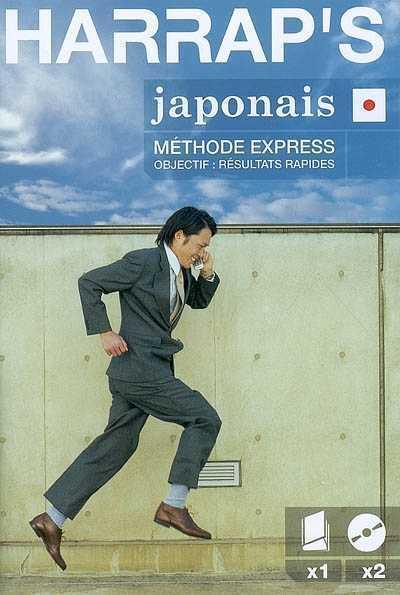 HARRAP'S METHODE EXPRESS JAPONAIS - LIVRE + 2 CD COLLECTIF LAROUSSE