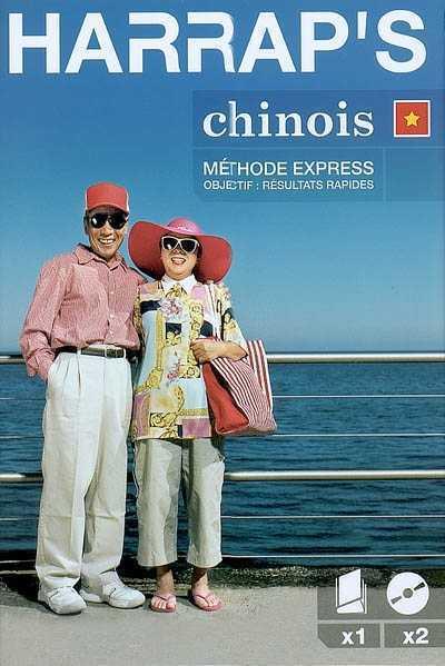 HARRAP'S METHODE EXPRESS CHINOIS - LIVRE + 2 CD COLLECTIF LAROUSSE