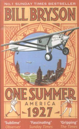 ONE SUMMER: AMERICA 1927 BRYSON, BILL BLACK SWAN