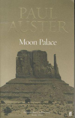 MOON PALACE AUSTER, PAUL FABER ET FABER