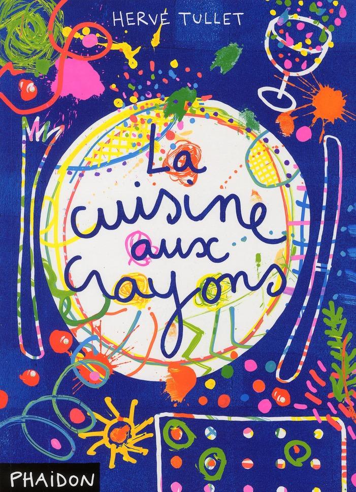 LA CUISINE AUX CRAYONS