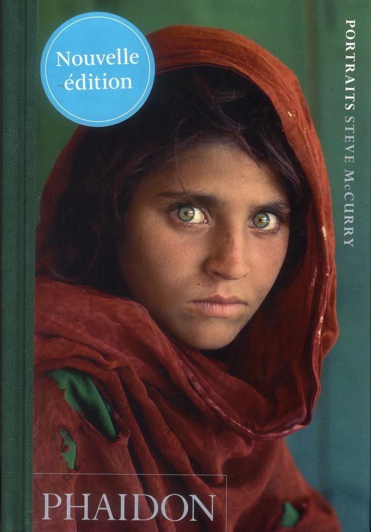 PORTRAITS NED McCurry Steve Phaidon
