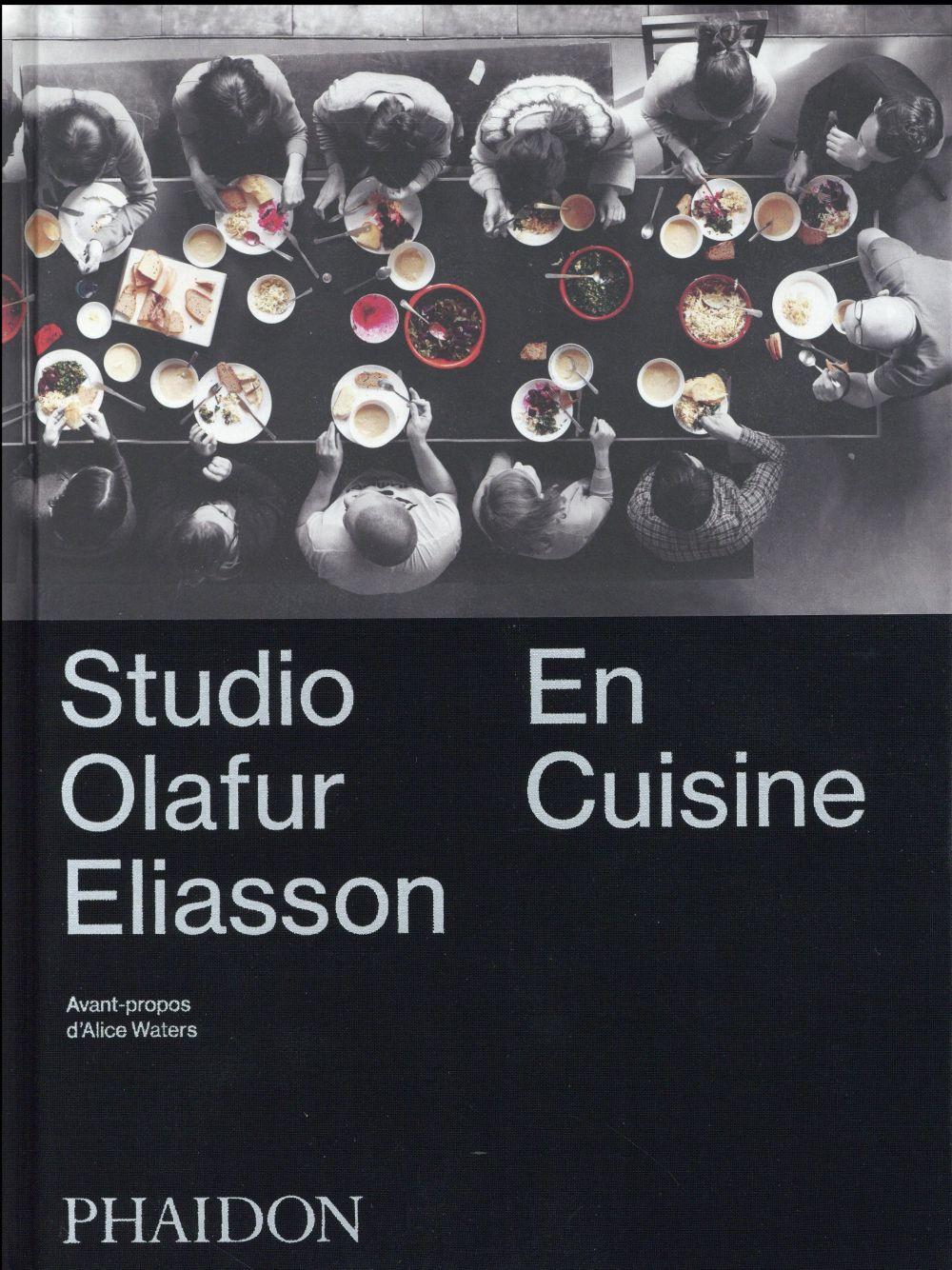 STUDIO OLAFUR ELIASSON EN CUIS ELIASSON OLAFUR Phaidon