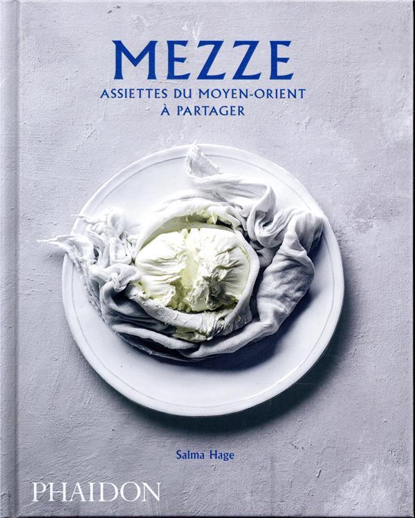- MEZZE - ASSIETTES DU MOYENT-ORIENT A PARTAGER