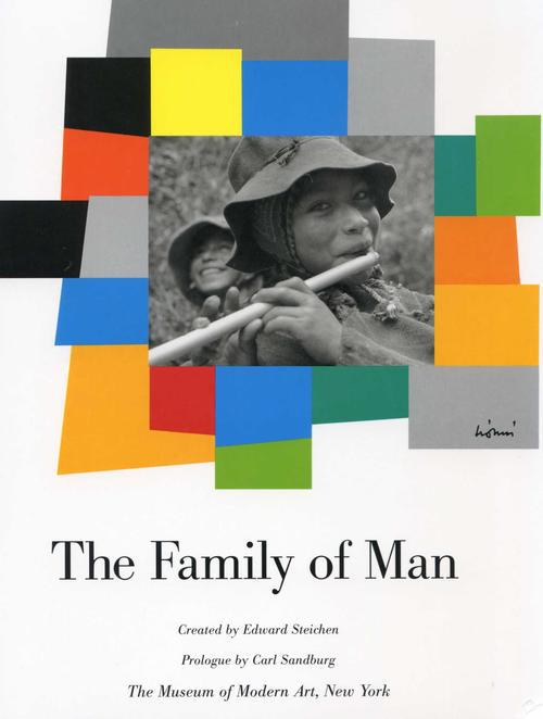 THE FAMILY OF MAN ANGLAIS