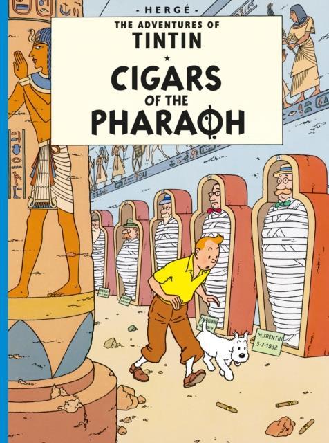 LES CIGARES DU PHARAON (EGMONT ANGLAIS)