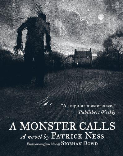 A MONSTER CALLS - ILLUSTRATED PAPERBACK