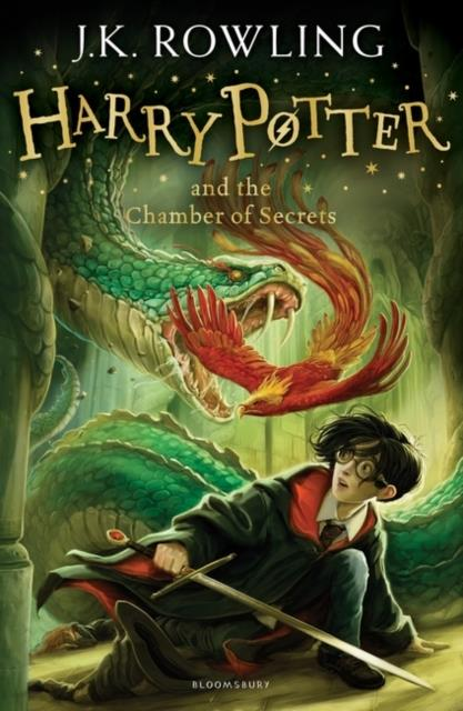HARRY POTTER AND THE CHAMBER OF SECRETS (REJACKET)