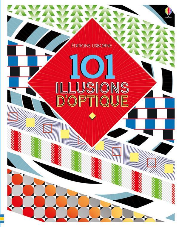 101 ILLUSIONS D-OPTIQUE TAPLIN SAM USBORNE