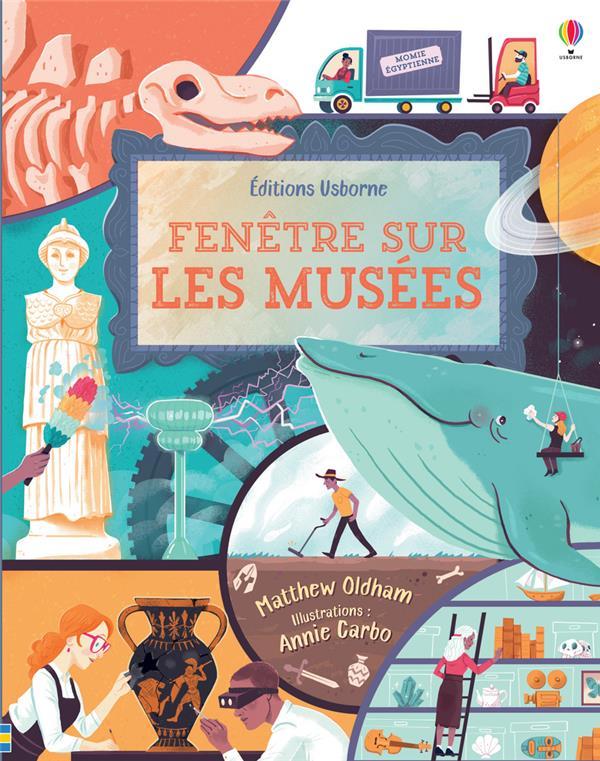 FENETRE SUR  -  LES MUSEES