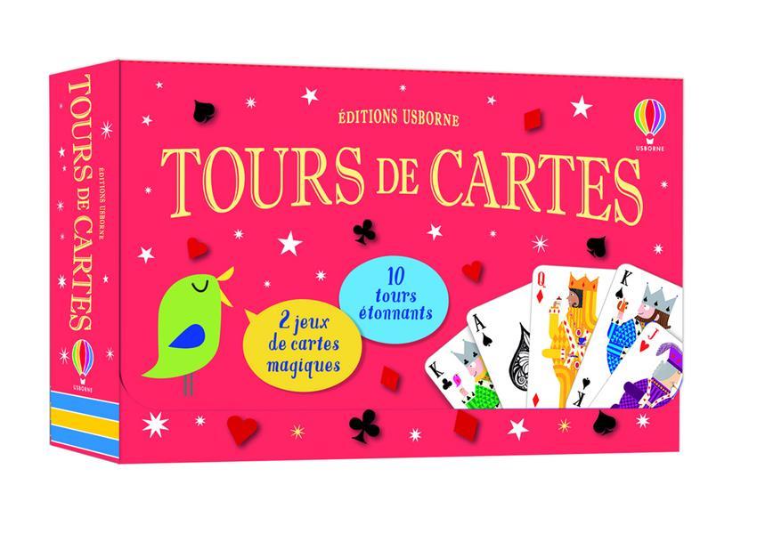 VALISETTE TOURS DE CARTES  FIELD, JIM  NC