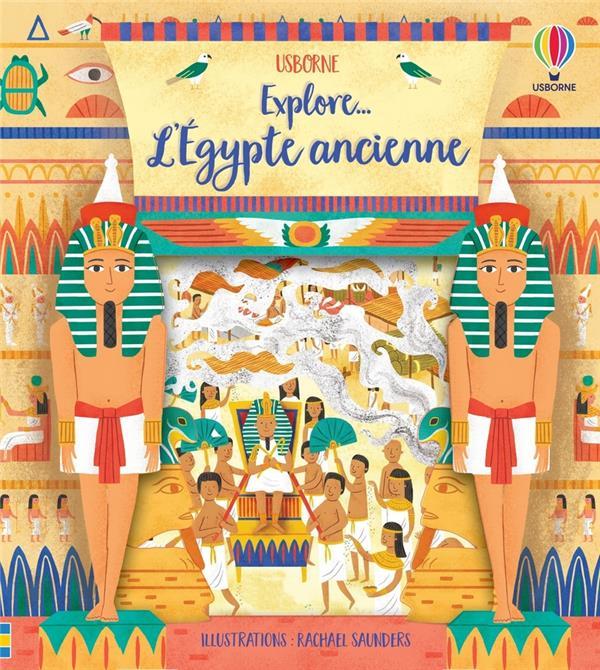 EXPLORE...  -  L'EGYPTE ANCIENNE
