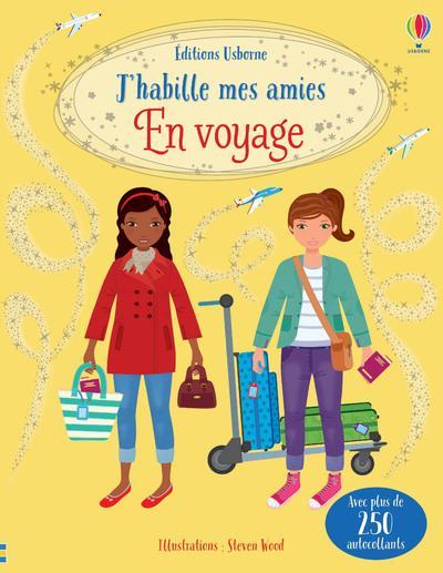 J'HABILLE MES AMIES  -  EN VOYAGE WATT/WOOD NC