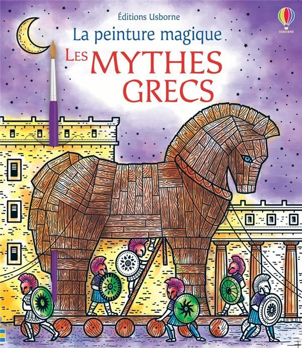 LA PEINTURE MAGIQUE  -  LES MYTHES GRECS
