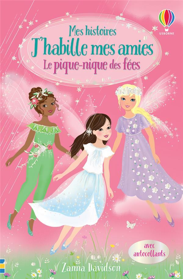 J'HABILLE MES AMIES  -  LE PIQUE-NIQUE DES FEES