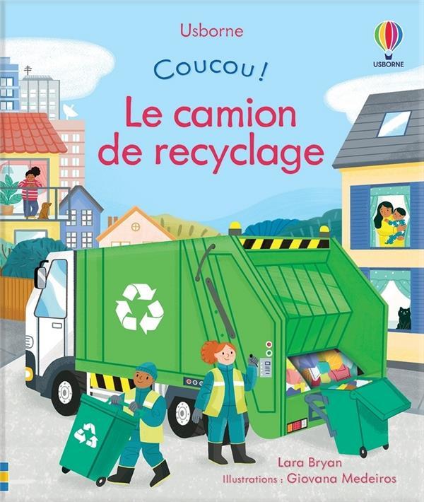 COUCOU !  -  LE CAMION DE RECYCLAGE BRYAN/MEDEIROS NC