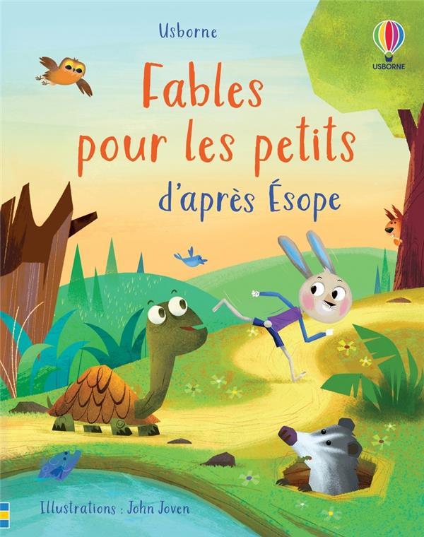 FABLES POUR LES PETITS, D'APRES ESOPE