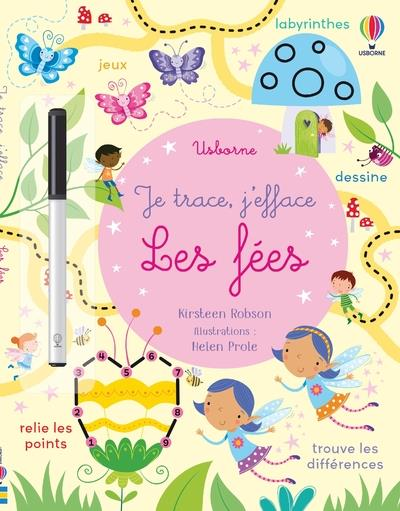 JE TRACE, J'EFFACE  -  LES FEES ROBSON, KIRSTEEN  NC