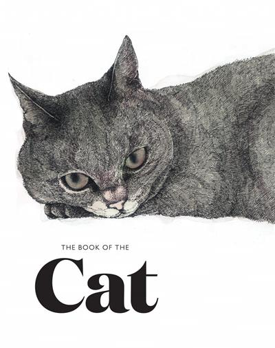 THE BOOK OF THE CAT: CATS IN ART ANGLAIS
