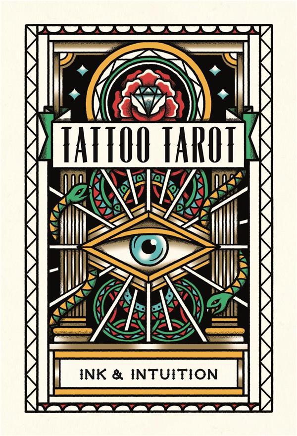 TATTOO TAROT INKINTUITION