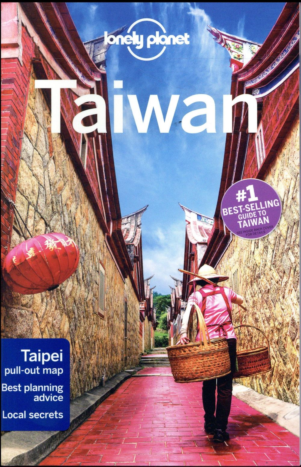 TAIWAN 10ED -ANGLAIS- CHEN/GARDNER Lonely planet