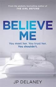 BELIEVE ME*
