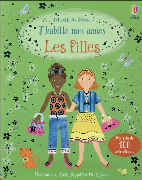 J'HABILLE MES AMIES  -  LES FILLES WATT, FIONA  NC