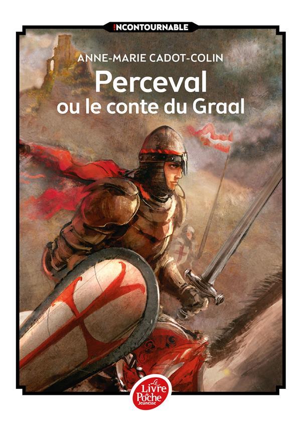 PERCEVAL OU LE CONTE DU GRAAL CADOT-COLIN A-M. Le Livre de poche jeunesse