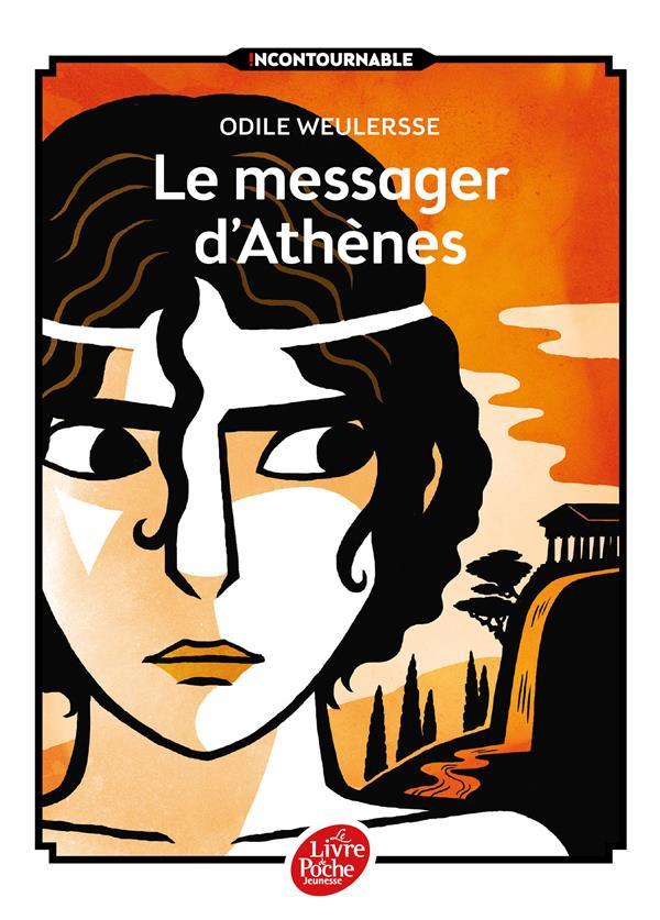 LE MESSAGER D'ATHENES WEULERSSE/BEAUJARD Le Livre de poche jeunesse