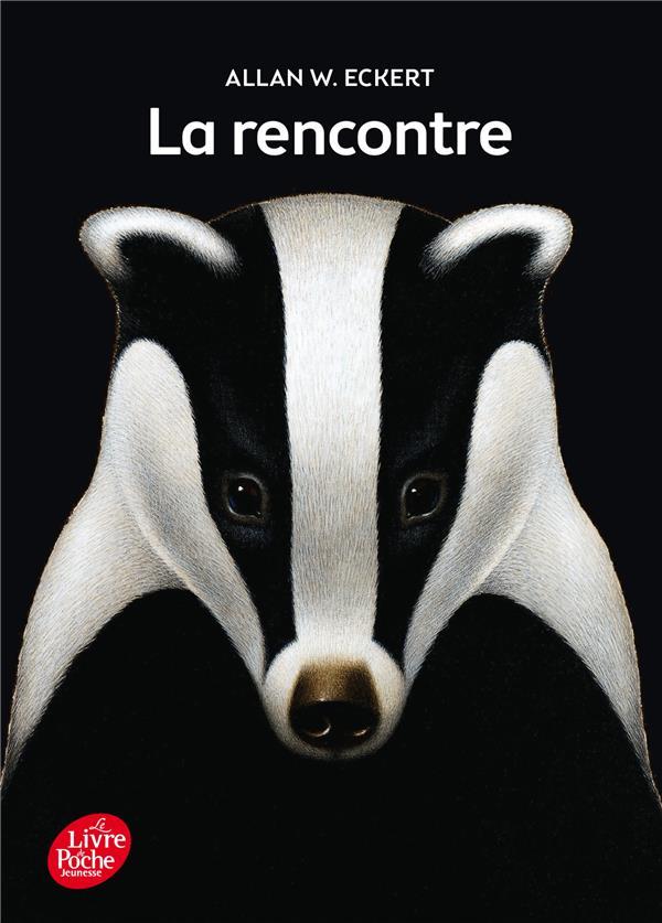LA RENCONTRE ECKERT/GALERON Le Livre de poche jeunesse