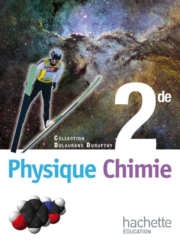 PHYSIQUE-CHIMIE  -  2NDE  -  LIVRE DE L'ELEVE (EDITION 2010) GIACINO/LESCURE HACHETTE