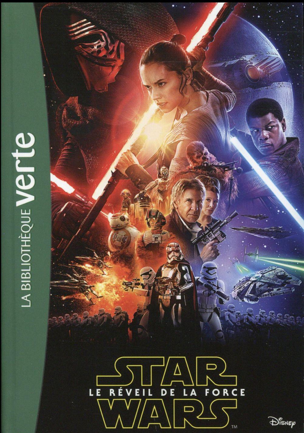 STAR WARS - EPISODE VII - LE ROMAN DU FILM - LE REVEIL DE LA FORCE Kogge Michael Hachette Jeunesse