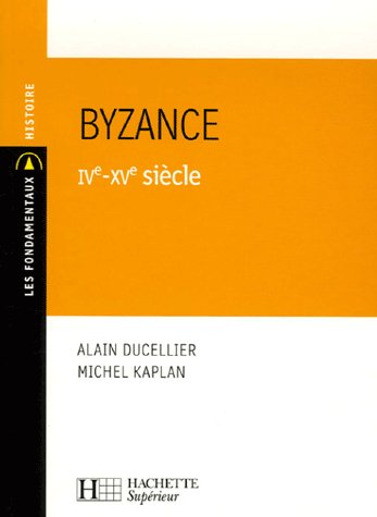 BYZANCE  -  IVE - XVE SIECLE