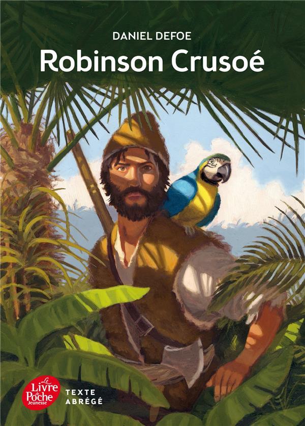 ROBINSON CRUSOE - TEXTE ABREGE